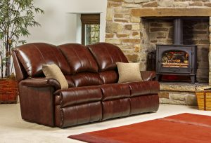 Bergen Fixed 3-Seater Settee pg41 (L)