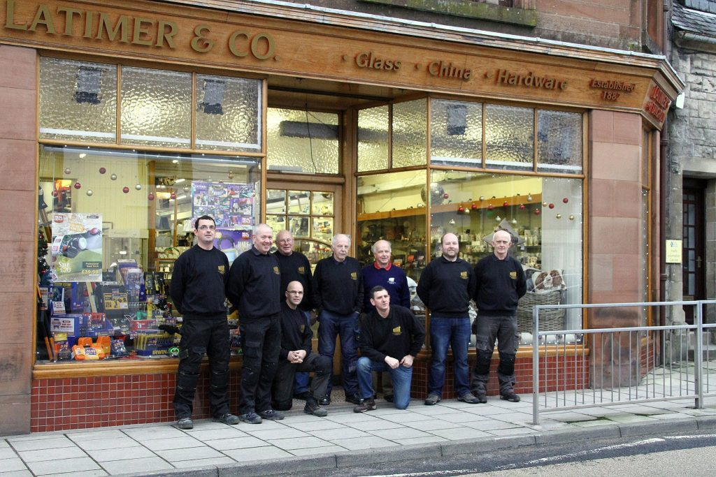 Latimers-of-Langholm-Team